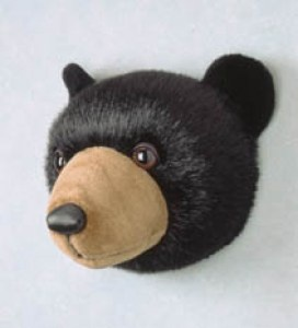 Bear Wall Toy