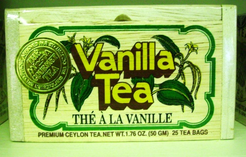 Vanilla Tea 25 Count