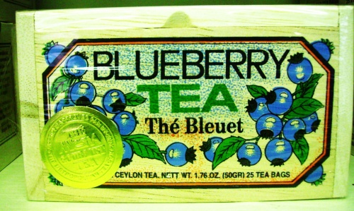 Blueberry Tea 25 Count