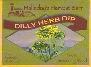 Dilly Herb Dip