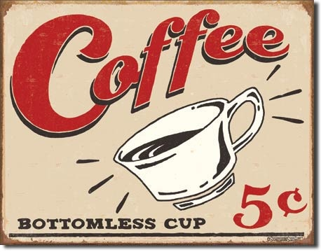 Coffee 5 Cents